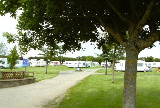 Gower Farm Touring and Camping | Gower Campsite